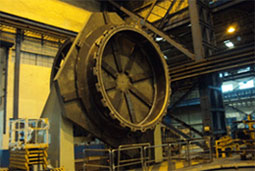 140 Tonne Welding Positioner