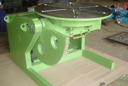 2 Tonne Welding Positioner