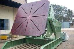 30 Tonne Welding Positioner