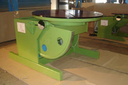 5 Tonne Welding Positioner